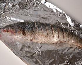рыба в перце