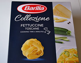 пачка итальянских фетучини