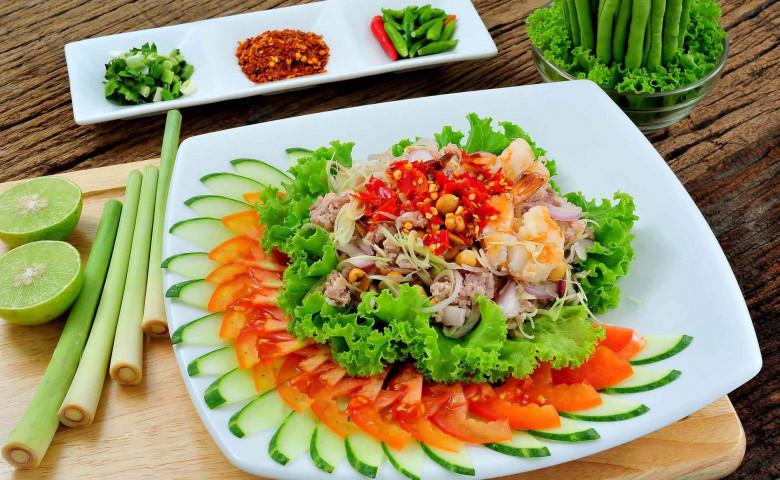 Как приготовить салат на день рождения с