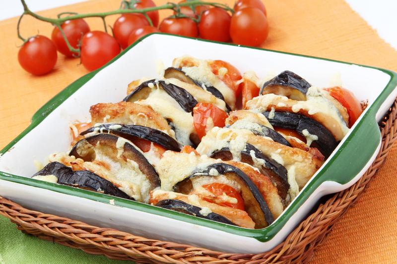 Баклажаны приготовления в духовке с фото