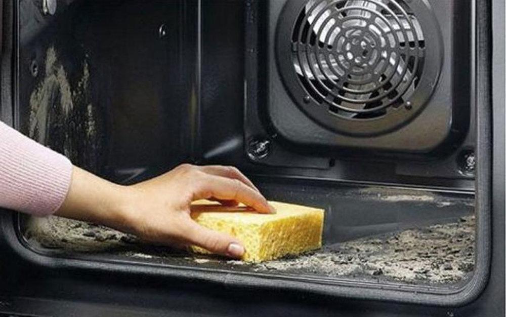 Как почистить печь в домашних условиях быстро и эффективно 248