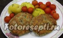 Котлеты из чечевицы веганские со вкусом мяса
