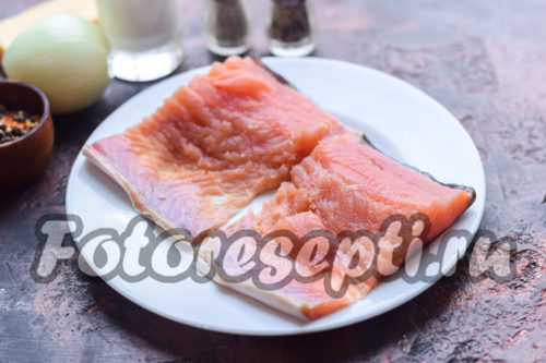 разделываем рыбу на филе