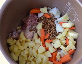 варим суп в мультиварке