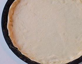 тесто для пиццы готовое
