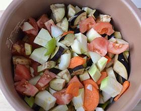 овощное рагу в мультиварке готовим
