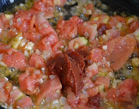 соус помидорный для макарон