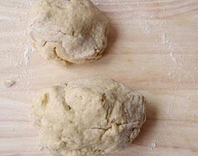 тесто для тертого пирога