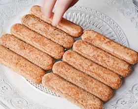 печенье для маскарпоне
