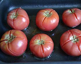 печеные томаты