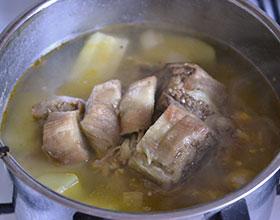 баклажаны в супе