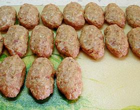котлеты из свинины, фото