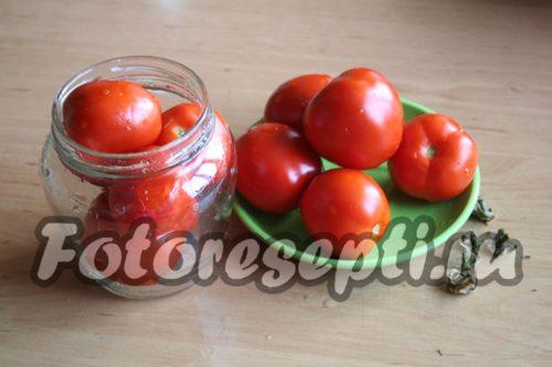 Сделать закладку помидоров