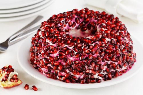 """Салат """"Гранатовый браслет"""": рецепты с фото на любой вкус"""