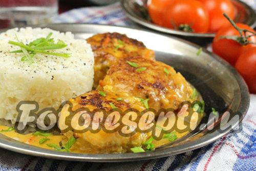 рыбные тефтели в соусе