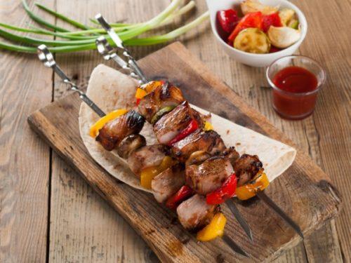 Шашлык из свинины, маринад самый вкусный, чтобы мясо было мягким и сочным