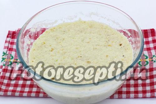готовое тесто из капусты
