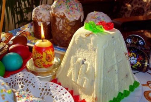 Творожная пасха Царская: рецепт с фото без выпечки