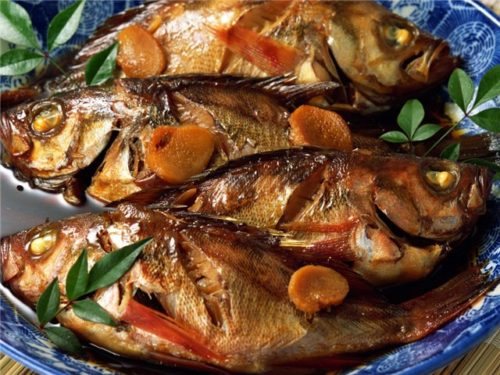 рыба на Благовещение