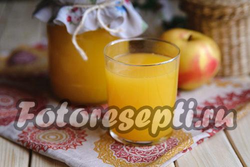 сок из тыквы и апельсина