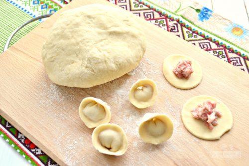 Тесто для пельменей домашних, пошаговые рецепты с фото