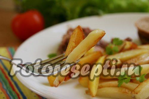 Как пожарить картошку на сковороде с хрустящей корочкой
