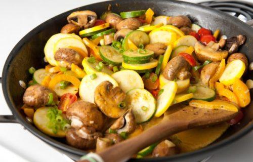 Блюда из овощей: рецепты с фото простые, вкусные и диетические