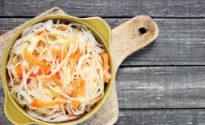 Солим капусту на зиму: рецепты очень вкусно
