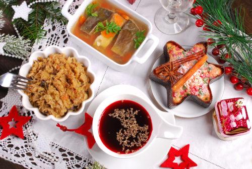 Постные блюда на рождественский пост: простые и вкусные рецепты