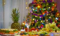 Ананас на Новый год