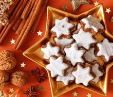 Печенье на Новый год 2019