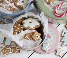 Как испечь имбирное печенье на Новый год 2019