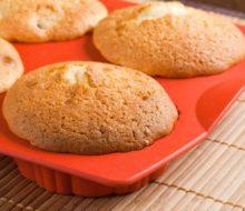 Рецепты кексиков на сметане в силиконовых формочках
