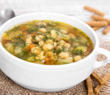 Простые и вкусные супы с фасолью: отменные рецепты