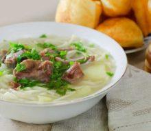 Простые и вкусные супы с говядиной на каждый день