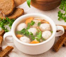 Самые вкусные супы с фрикадельками: рецепты