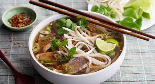 Суп из говядины по-вьетнамски